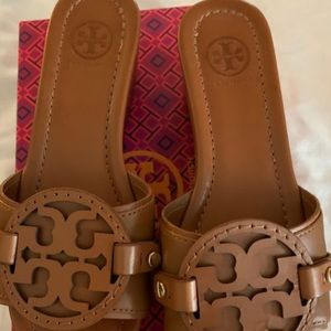 Tory Burch madlena wedge size 6.5